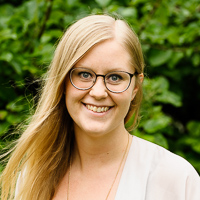 Johanna Björkman : Generalsekreterare (föräldraledig)