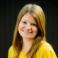 Sofia Svensson : Barn- och missionskonsulent (70%)