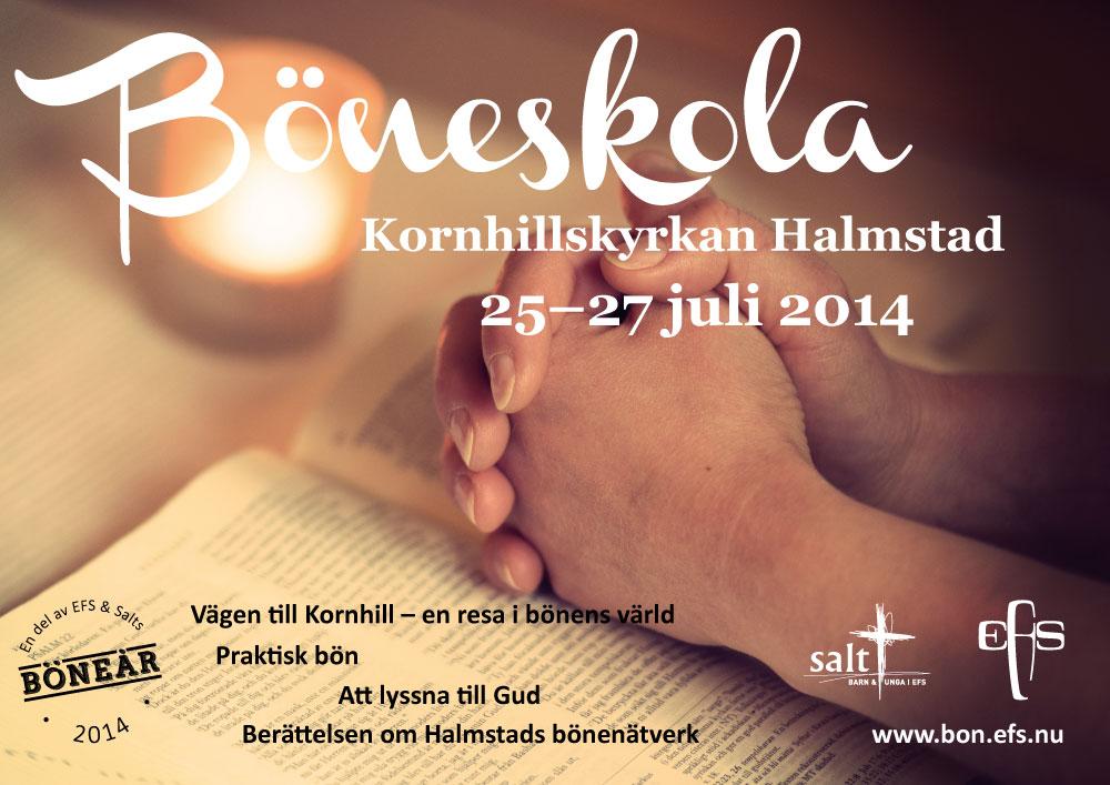 Böneskola2014