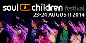 Anmäl din kör till Soul Children Festival 2014!