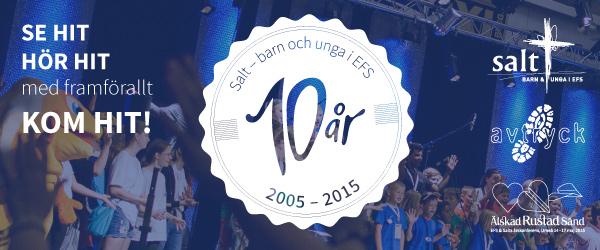 Salt 10 år årskonf 15