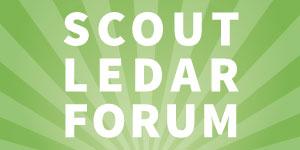 Välkomen på Scoutledarforum 23-25 okt i Sundsvall