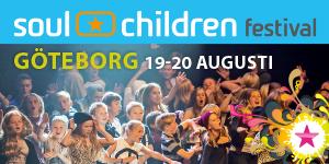 Anmäl din kör till årets kör-fest – Soul Children festival i Göteborg