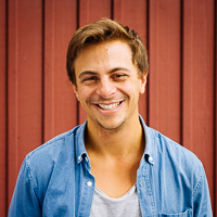 Victor Forssman : Projektkoordinator (80%)