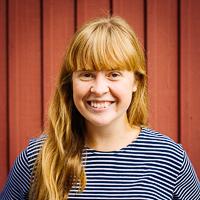 Amanda Frankner : Kommunikatör (50%)