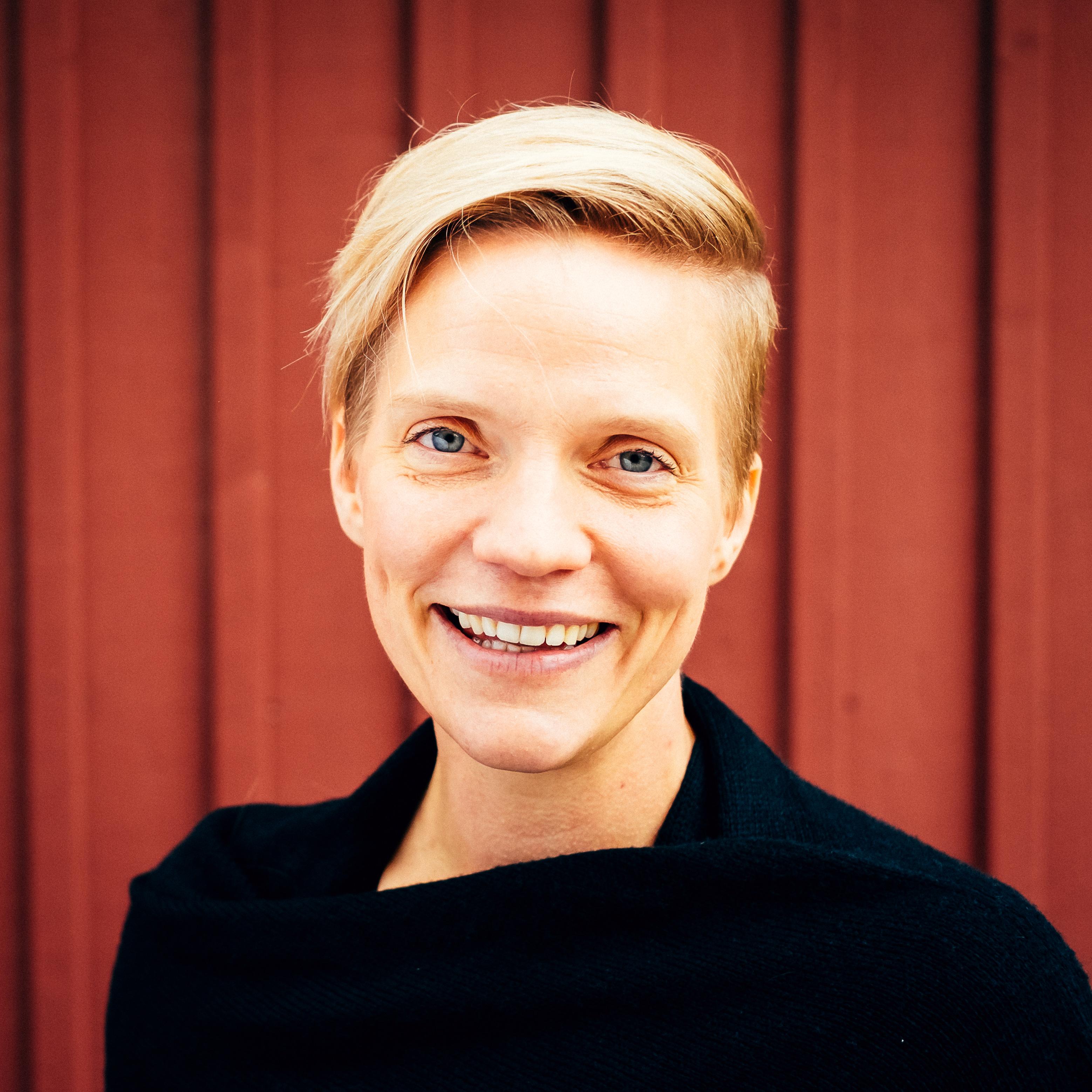 Maria Ottestig : Samordnare Soul Children (50%) / Skatten-inspiratör (30%)