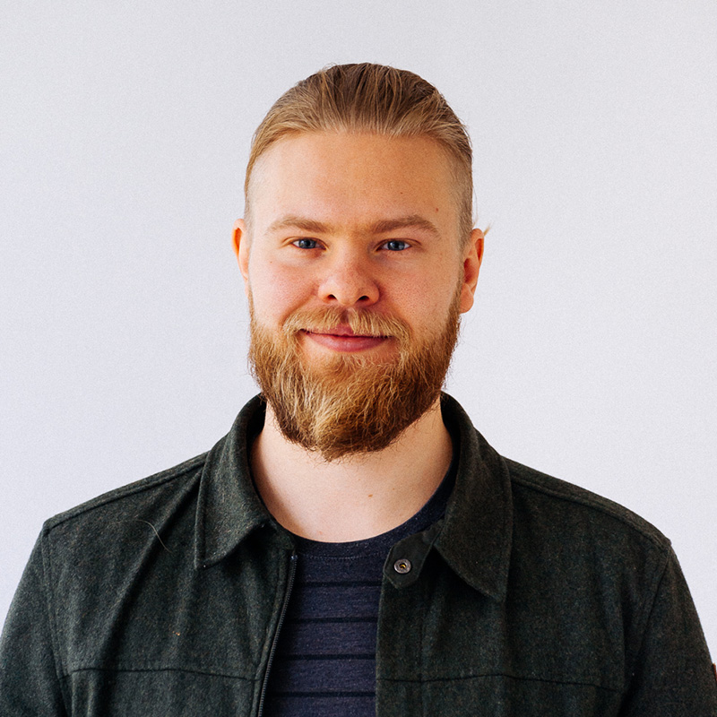 Daniel Forsberg : Ordförande Salts styrelse