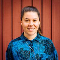 Amanda Vadian : Biträdande Generalsekreterare (80%)