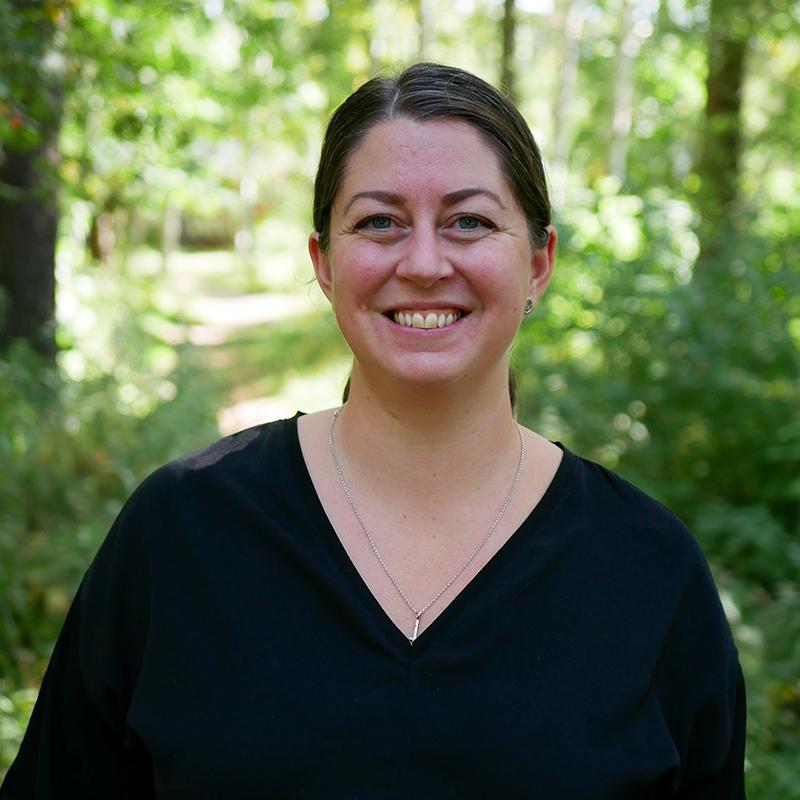 Monica Arndt : vik. Projektkoordinator - förening och NGO